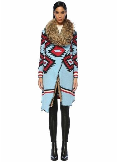 Bazaar Deluxe Palto Ekru